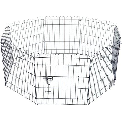 Recinto per cani gatti cuccioli roditori 74 x 67cm for Recinto per cani amazon