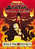 Avatar - The Last Airbender: Book 3: Fire - Volume 3