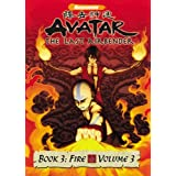 Avatar the Last Airbender - Book 3 Fire, Vol. 3 ~ Zach Tyler