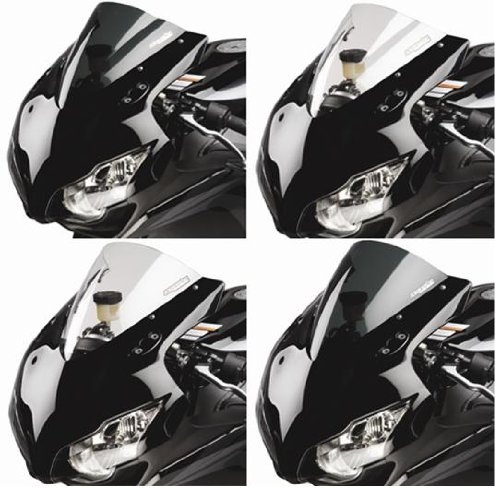 Hotbodies Racing SS Windscreen - Clear 80901-1604