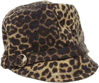 San Diego Hat Women's Animal Newsboy Hat, Animal, One Size