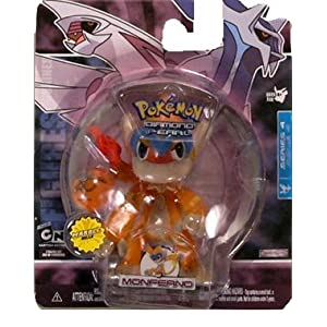 Monferno - Pokemon Diamond and Pearl Marble Series 4