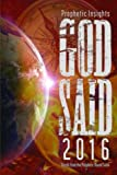 img - for God Said 2016: Words from the Prophetic Round Table (Volume 3) book / textbook / text book