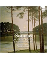 Brahms: Sonatas for clarinet and piano Op. 120 [+digital booklet]