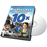 Times Table Adventure 10X Table : The Marble Plains [DVD]