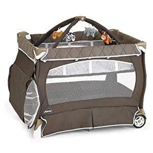 Chicco Lullaby SE Playard, Chevron (Discontinued by Manufacturer)