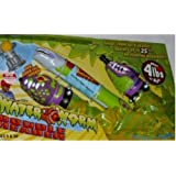 Double Head Water Worm Squirts 25' Holds 4lb Squirt Toy