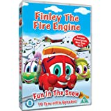 Finley The Fire Engine: Fun In The Snow [DVD]by Finley the Fire Engine