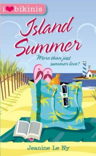 Island Summer by Jeanine Le Ny