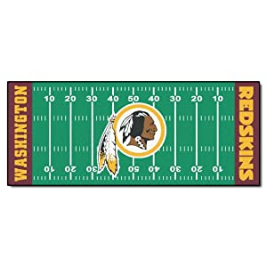 Fanmats Washington Redskins Team Runner