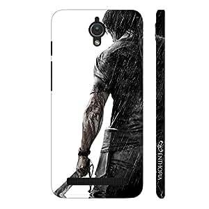 Enthopia Designer Hardshell Case RAMBO Back Cover for Asus Zenfone C