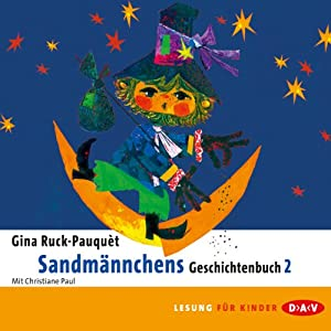 Sandmännchens Geschichtenbuch 2 Hörbuch