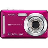 Casio Exilim EX-Z29 Digital Camera - Hot Pink (10.1MP, 3x Optical Zoom) 2.6 inch LCDby Casio