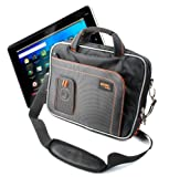New Black DURAGADGET High Quality Tough Tablet Accessory Carry Case For Toshiba AT300SE, Toshiba AT200, AT 100 And Folio 100