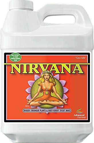 Advanced Nutrients Nirvana Fertilizer, 10-Liter (Advance Nutrients Nirvana compare prices)