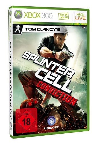 Ubisoft  Splinter Cell Conviction Xbox 360(TM)