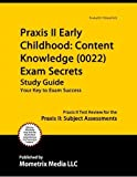 Praxis II Early Childhood 0022