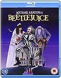 Beetlejuice [Blu-ray] [1988] [Region Free]