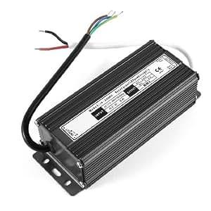 Waterproof IP67 Aluminum LED Driver Power AC 170-260V DC 24V 2.5A 60W