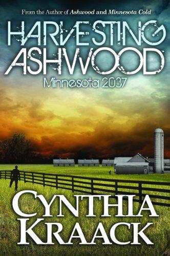 Harvesting Ashwood Minnesota 2037 by Cynthia Kraack
