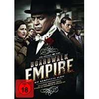 Boardwalk Empire Komplettbox (exklusiv bei Amazon.de) (inkl. Bonusdisc) [Limited Edition] [21 DVDs]
