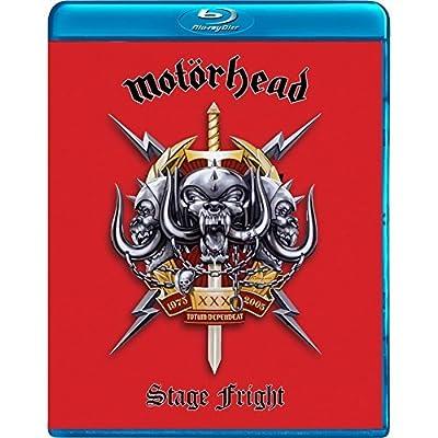 Motörhead - Stage Fright [Blu-ray]