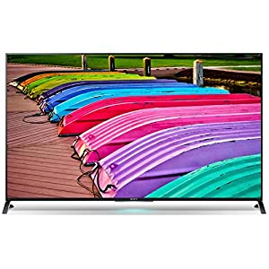 Sony XBR65X850B 65-Inch 4K Ultra HD 120Hz 3D Smart LED TV