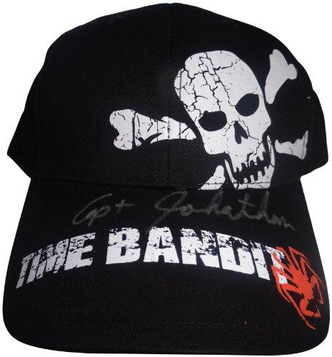 Time Bandit Orange Crab Hat Black