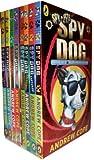 Spy Dogs Collection (8 Books). Paperback. Titles are: Spy Dog; Captured; Secret Santa; Superbrain; Rollercoaster; Teacher's Pet; Rocket Rider; Unleashed