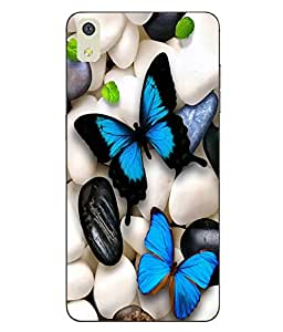 Case Cover Printed Soft Back Cover For LYF WATER 8