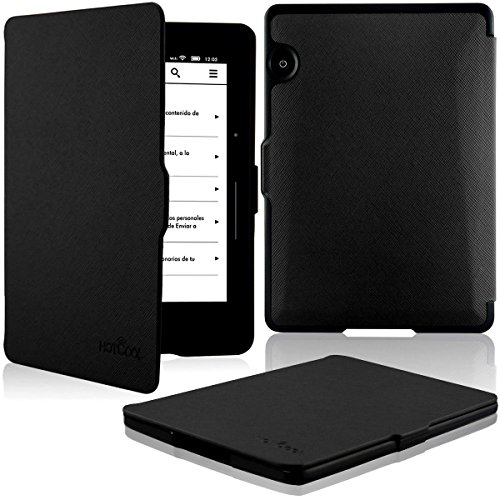 hotcool-amazon-kindle-voyage-case-cover-the-thinnest-and-lightest-pu-leather-201ag-case-for-2014-ver