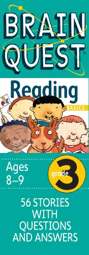 Brain Quest Grade 3 Reading (Brain Quest Grade 2 Reading compare prices)