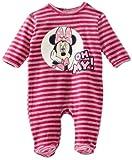 Disney Minnie Mouse HM0347 Baby Girl's Sleepsuit