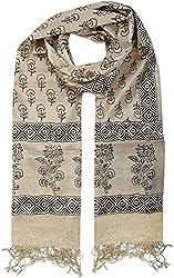 Sahiba Creation trendy silk stole for women's