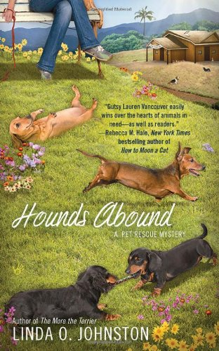 Image of Hounds Abound (A Pet Rescue Mystery)