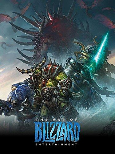 The Art of Blizzard Entertainment, Carpenter, Nick