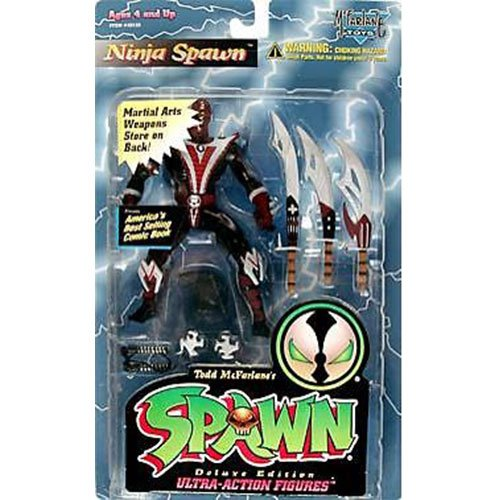 Spawn Series 3 Ninja Spawn Action Figure