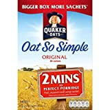 Quaker Oat So Simple Original 20 x 27g 540g