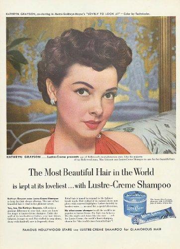 Lustre Creme Shampoo