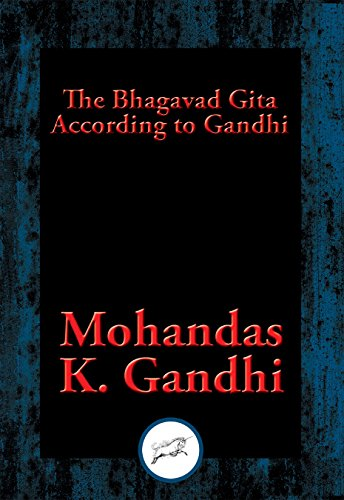 The Bhagavad Gita According to Gandhi: With Linked Table of Contents image