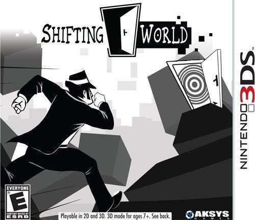 Shifting World - Nintendo 3DS - 1