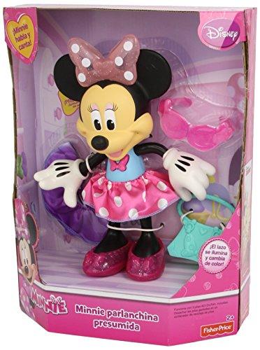 Minnie-Mouse-Mueca-parlanchina-lazo-luz-23-cm-Mattel-CCX80
