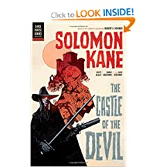 Solomon Kane: Castle of the Devil v. 1 by Scott Allie, Mario Guevara, Dave Stewart and Mike Mignola