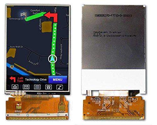 "Tft Displays & Accessories 2.4"" 240 X 320 Dpi W/ Touch Panel"