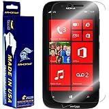 ArmorSuit MilitaryShield - Nokia Lumia 822 Screen Protector Shield + Lifetime Replacements