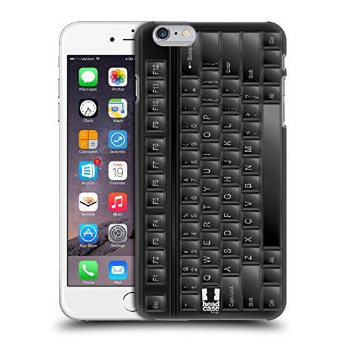 Head Case Designs キーボード キー スナップオン ハードケース Apple iPhone 6 Plus 5.5