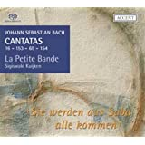 Bach: Cantates (Intégrale, volume 4)