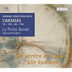 Bach: Cantates (Int�grale, volume 4)