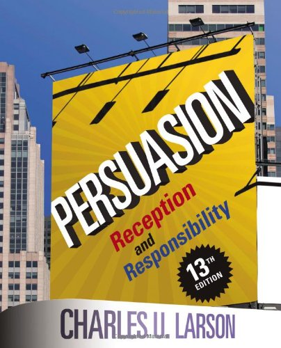 Persuasion: Reception and Responsibility