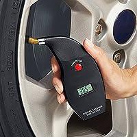 100 PSI Digital Talking Tire Gauge with LCD Display